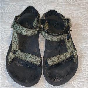 Teva Sandals Ladies 8W